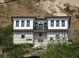 Лумпарова къща, хотел в Мелник