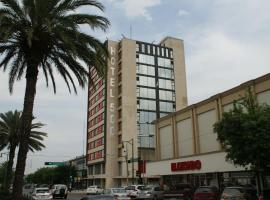 Booking 500, отель в городе Монтеррей