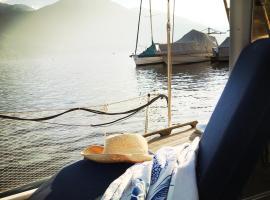 Do-Minus Sail boat, boat in Minusio