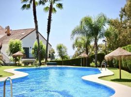 Villa frente al mar, Benalmádena, Piscina 24H, hotel en Benalmádena