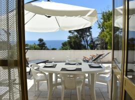 La terrazza sul mare - Marina di Novaglie, hotel in Alessano