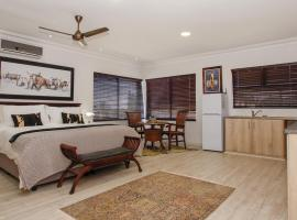 14 on Braemar Studio Apartment, apartment in Durban