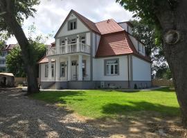 Dworek Nadmorski, family hotel in Władysławowo