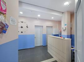 Хостел Рус - метро Динамо, отель в Москве