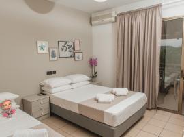 Aqua Beachfront Elegant Hotel, отель в Олимпиаки-Акти