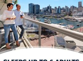 Sydney Darling Harbour Waterfront, apartment in Sydney
