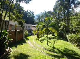 Pousada Bem Querer, hotel near Itatiaia's Train Station, Penedo