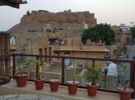 Mirvana Guest House, pet-friendly hotel in Jaisalmer