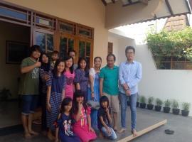 Jiwanta Homestay, vila di Yogyakarta