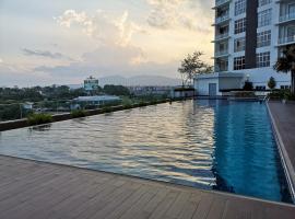 D' Putra Suites & Homestay @ Near Senai International Airport / Johor Premium Outlet (JPO) / AEON Mall, hotel near Senai International Airport - JHB,