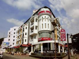 CRYSTAL PAARK INN, hotel near Mall of Mysore, Mysore