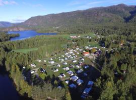Hegna Camping, hotell i Seljord