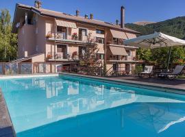 Hotel Daniel, hotel a Pescasseroli
