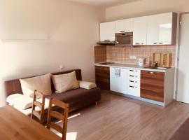 Cozy Studio Apartment Klinovec Meadows 2, hotel v Loučné pod Klínovcem