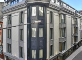 THE TANGO HOTEL TAKSİM, отель в Стамбуле, рядом находится Улица Истикляль