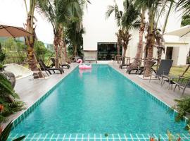 Porestva Hotel Sriracha โรงแรมในศรีราชา