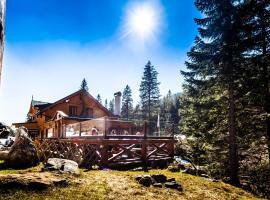 Bouda Pod Sněžkou, hotel near Ruzova hora - Snezka, Pec pod Sněžkou