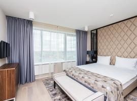 Apart-Hotel Intermark Residence on Novy Arbat, 15, apartment in Moscow