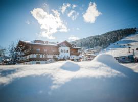 Alpines Gourmet Hotel Montanara, hotel i Flachau
