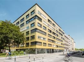 myNext - Hotel Leo, hotel in Vienna