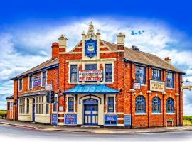 Mad O'Rourkes Pie Factory, hotel in Dudley