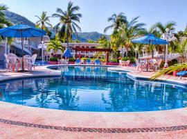 Hotel Costa Azul, hotel in Acapulco