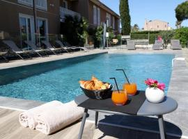 Best Western Plus Hyères Côte D'Azur, hotel in Hyères