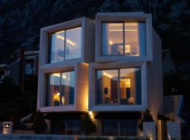 Corso Levante Luxury Suites Dobrota, отель в Которе