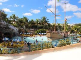 Condomínio Piazza diRoma Caldas Vip, holiday home in Caldas Novas
