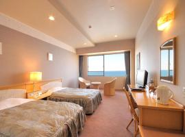 The Hotel Seaport, hotel in Kashiwazaki