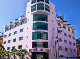 Hotel Nilo, hotel in Acapulco