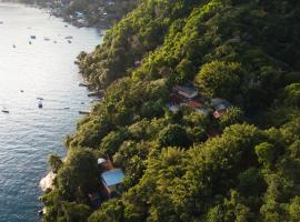 Bem Natural Pousada, hotel in Praia de Araçatiba