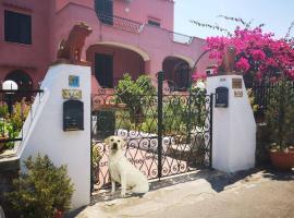 Villa Bruno, appartamento a Ischia