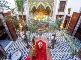 Riad Al Makan, riad in Fez