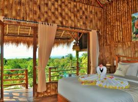 Aryaginata Cliff Cottages, resort village in Nusa Penida