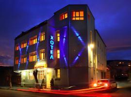 Хотел Мехджарел, хотел в Шумен