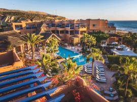 Paradis Plage Surf Yoga & Spa, resort in Taghazout