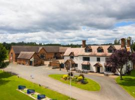 The Stratford Park Hotel & Golf Club, hotel in Stratford-upon-Avon