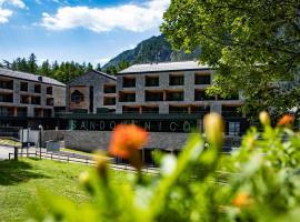 Hotel La Vetta, hotel in San Domenico