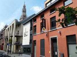 Leuven City Hostel, accessible hotel in Leuven