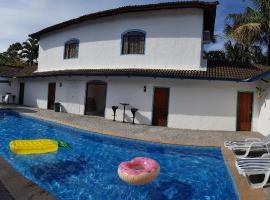 Villa Salgada Maresias, hotel near SIRENA - MARESIAS DISCO, Maresias