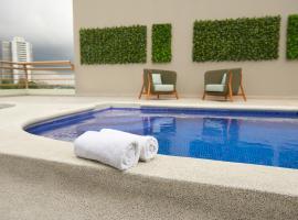 Suites las Palmas, Hotel & Apartments., hotel in San Salvador