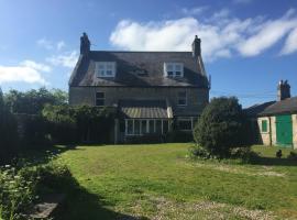 Silverdale Farmhouse B&B, hotel near Cartington Castle, Rothbury