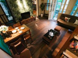 Ciel Jardin Old Quarter Indochine Villa, căn hộ dịch vụ ở Hà Nội