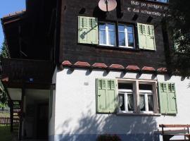 4.5 Zimmer Ferienwohnung Sedrun Zentrum, hotel in Sedrun