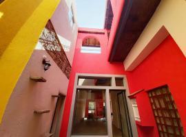 Real de la Presa, отель в городе Гуанахуато