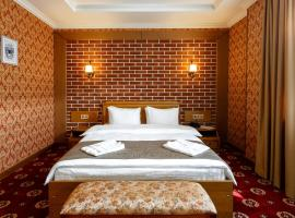 Sacvoyage Hotel, hotel near Boluan Sholak International Exhibition and Sports Centre, Almaty