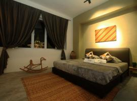 Hornbill's Nest Kuching, budget hotel in Kuching
