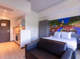 2L De Blend, apartment in Utrecht