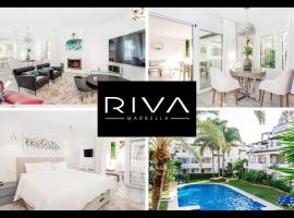by RIVA - Stylish 2 Bedroom Luxury Apt in Naranjos Puerto Banus, luxury hotel in Marbella
